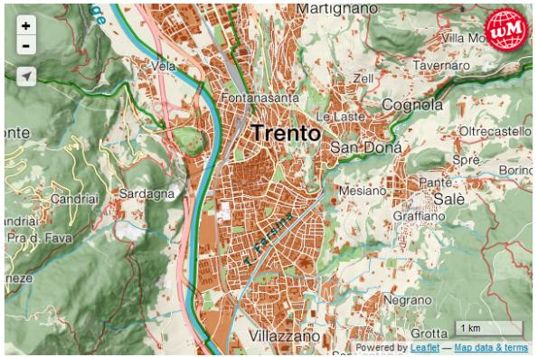 MappaTrentino